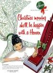 """""""En la mañana de Navidad ella será más feliz con una Hoovier"""""""