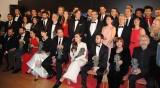 Los Ganadores Goya 2013 nos dejan sin palabras: reivindicaciones, despistes ypremios.